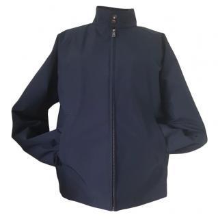 Prada Navy Padded Jacket