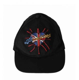 Dolce & Gabbana embroidered baseball cap