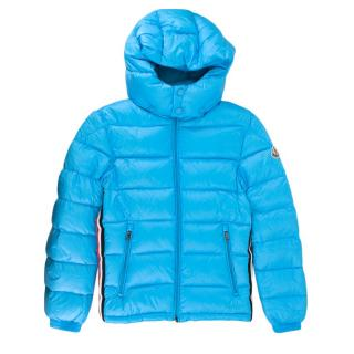 Moncler Blue Yr12 Puffer Jacket