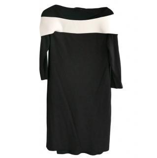 Balenciaga Colourblock Shift Dress