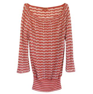 Missoni Knit Tunic Dress