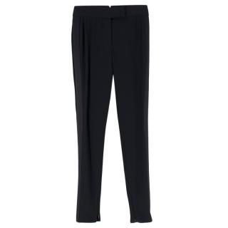 Tom Ford Tailored Trousers With Satin Side Stripes