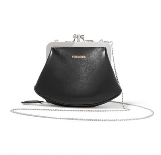 Vetements Granny Leather Shoulder Bag - Sold Out