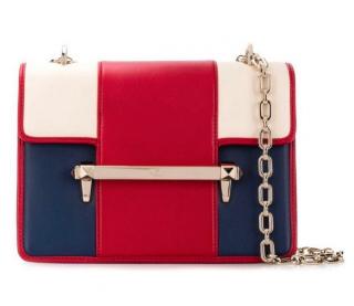 Valentino Uptown Colourblock Shoulder Bag