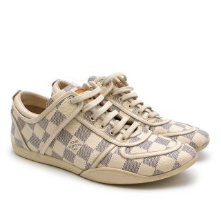 Louis Vuitton Boogie Damier Azur Sneakers