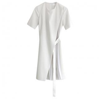Boss Hugo Boss Dakilane Ivory Dress