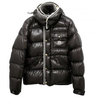 Moncler Black Branson Down Jacket