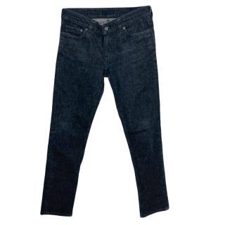 Prada Dark Straight Leg Jeans