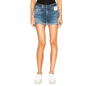 Rag & Bone Denim Boyfriend Shorts