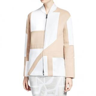 Max Mara x LiuWei Metropolis Collection Patchwork Jacket