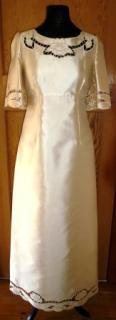 Dolce & Gabbana Silk Mikado Dress