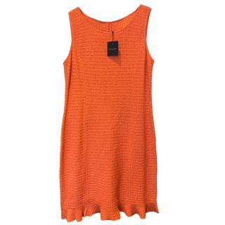 St. John Boucle Shift Dress