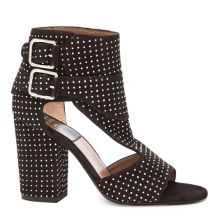 Laurence Dacade Rush Studded Suede Sandals