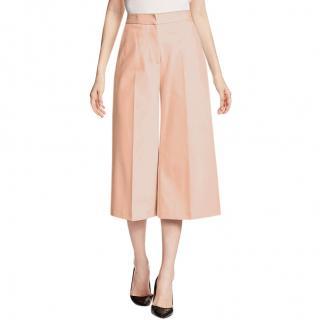 MSGM Pale Pink Culottes