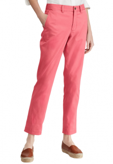 Polo Ralph Lauren Red Twill Trousers
