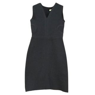 Issa Black Mini Dress