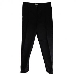 Kenzo Black Tapered Pants