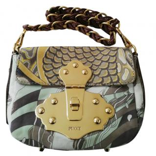 Emilio Pucci Printed Mini Bag