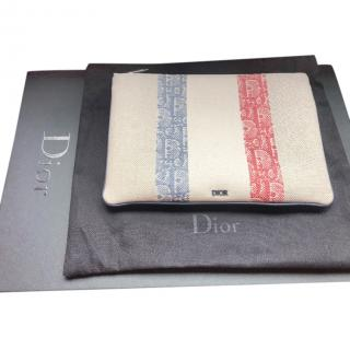 Dior Homme/Kim Jones Jacquard Pouch/Clutch