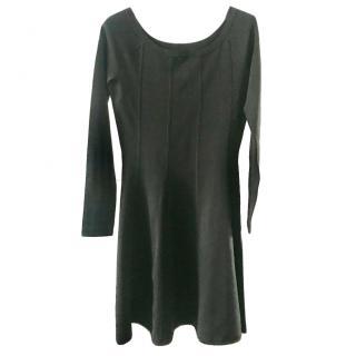 Ralph Lauren Black Long-Sleeve Dress