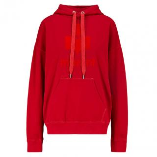 Isabel Marant Etoile Mansel cotton-jersey hoody