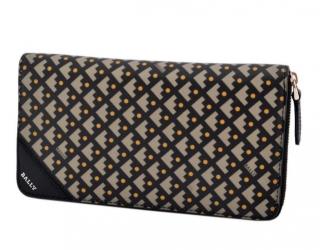 Bally Brisen Zip-Around Wallet