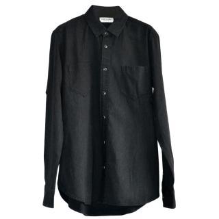 Saint Laurent Black Shirt