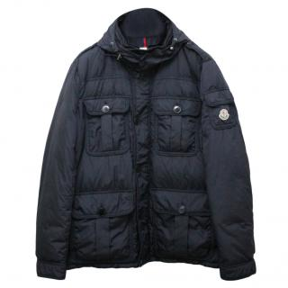 Moncler Field Real Down Jacket