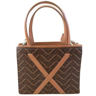 Valore Cross Box Tote Bag