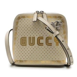 Gucci Ivory Small Guccy Crossbody Bag