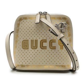 Gucci Ivory Small Guccy Crossbody Bag