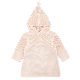 Bonpoint 3M Blush Pink Knitted Dress