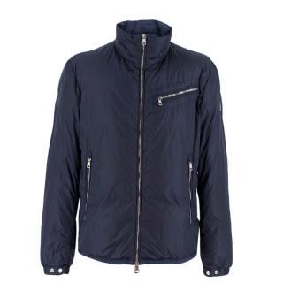 Moncler Navy Men's Norme Afnor Jacket