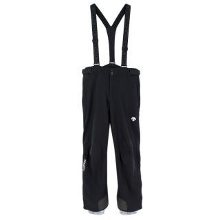 Descente Black Icon Ski Pants