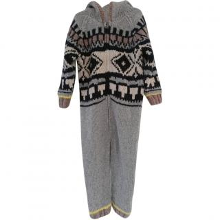 Stella McCartney Cable Knit Onesie