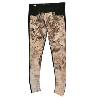 Mother Pocket Full of Posies Looker Jeans