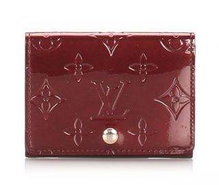 Louis Vuitton Vernis Business Card Holder