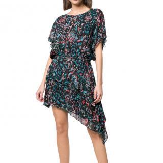 IRO printed Blame Dress