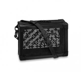 Louis Vuitton Monogram Mesh Soft Trunk Messenger Bag - Sold Out