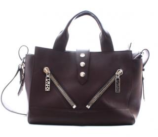 Kenzo Purple Kalifornia Shoulder Bag