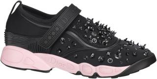 Christian Dior Fusion Neoprene Sneakers