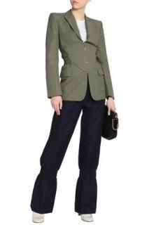 Stella McCartney Woven Corset Jacket