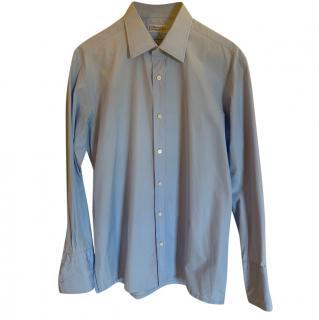 Charvet double cuff mens shirt