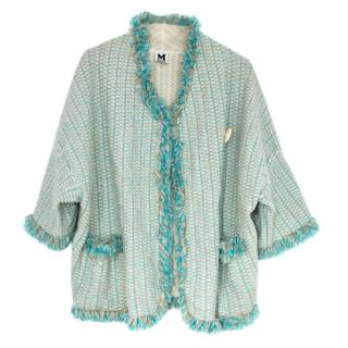 M Missoni Merino Wool Jacket