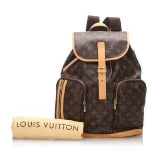 Louis Vuitton Monogram Sac a dos Bosphore Backpack
