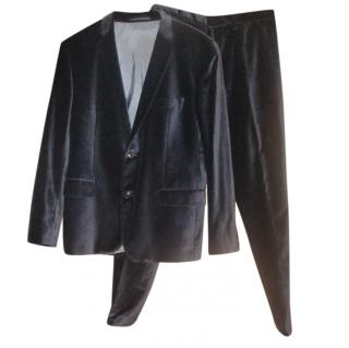 Boss Hugo Boss Velvet Smoking Suit