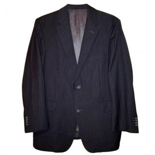 Burberry London Gary Wool Suit Jacket