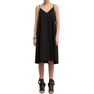 Loewe Trapeze Wool Crepe Dress - Current Season