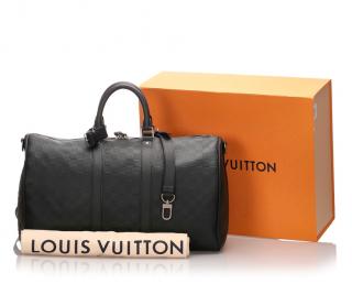 Louis Vuitton Damier Infini Keepall Bandouliere 45
