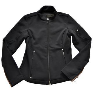 RLX Ralph Lauren Leather Trimmed Jacket